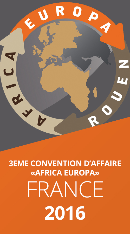 AFRICA – EUROPA : 3eme convention d'affaire Euro-Africaine