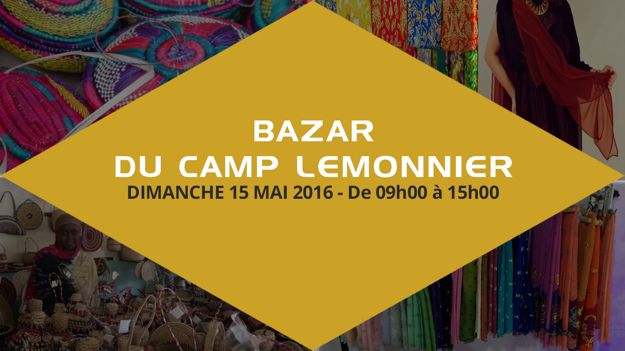 BAZAR DU CAMP LEMONNIER