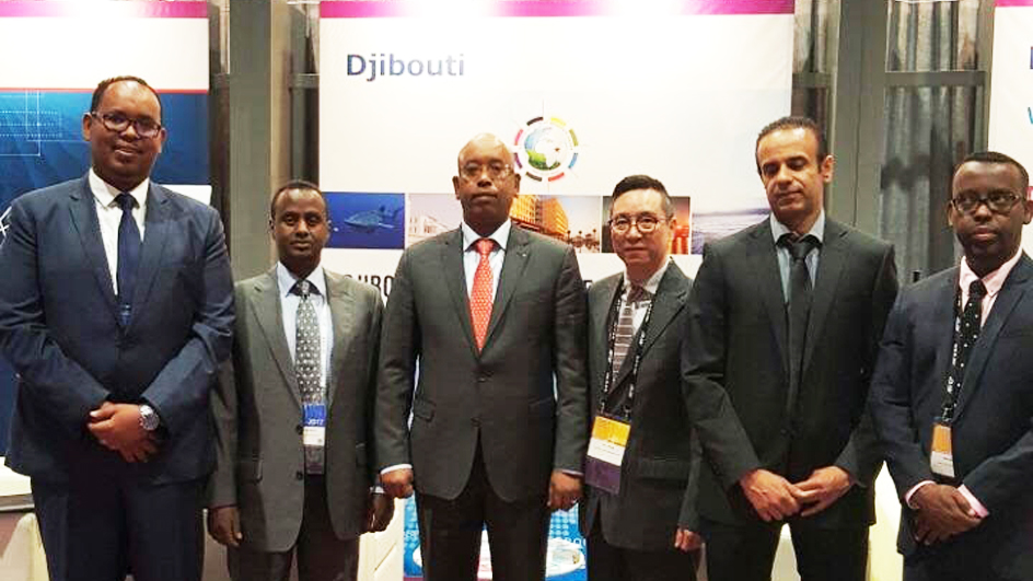 Participation de Djibouti au « 10th Asian Financial Forum »