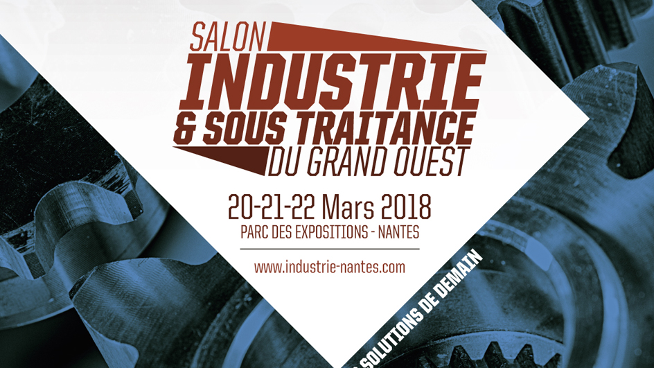 Salon de l'Industrie et de Sous-traitance du Grand Ouest, Nantes, FRANCE