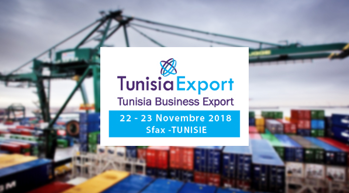 FORUM TUNISIA BUSINESS EXPORT 22-23 Novembre 2018 à Sfax (Tunisie)